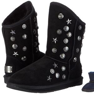 Australia Luxe Angel Shearling Sheepskin Boots